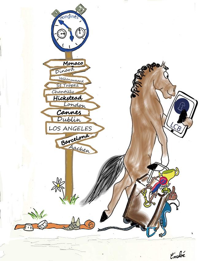 Edito #1 : La rentrée des classes du cavalier bleu