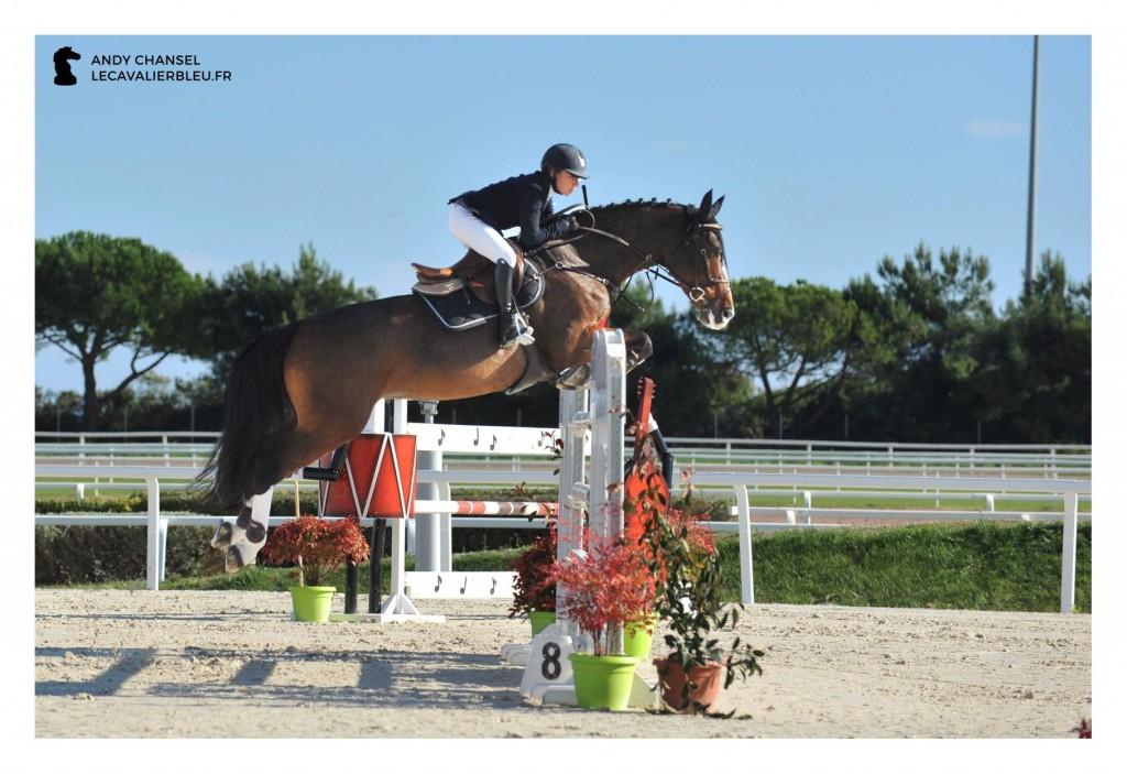 Marie Sapin & Fioretta Van T Eigenlo - Le cavalier bleu