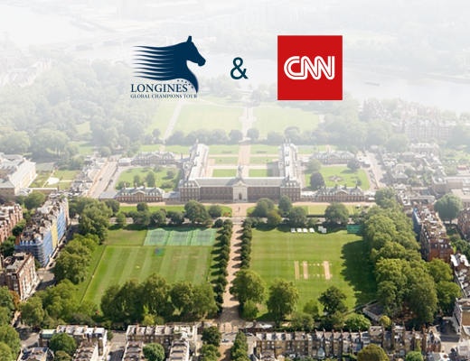 Le Cavalier Bleu - Longines Global Champions Tour x CNN International
