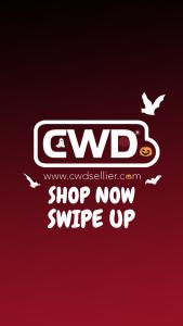 Halloween avec CWD - Le cavalier bleu