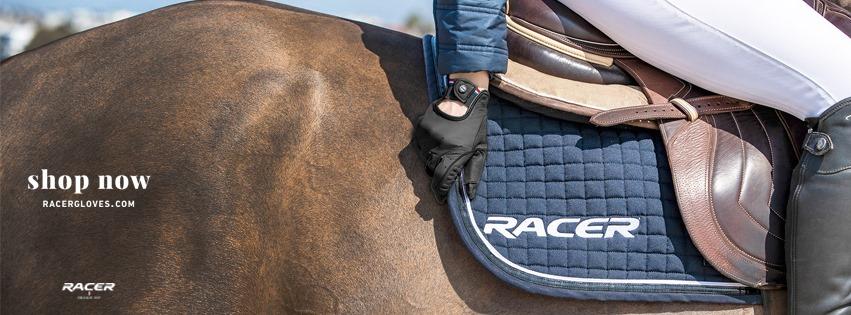 La maison Racer lance sa nouvelle collection : La gamme Equitation.